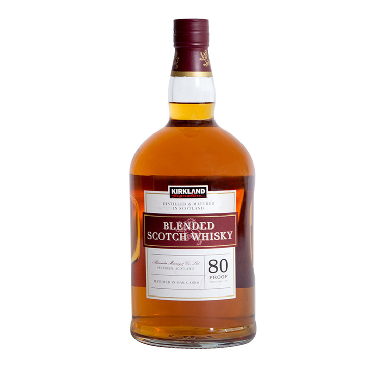 Kirkland Signature 3 años Blended Scotch Whisky 1.75L