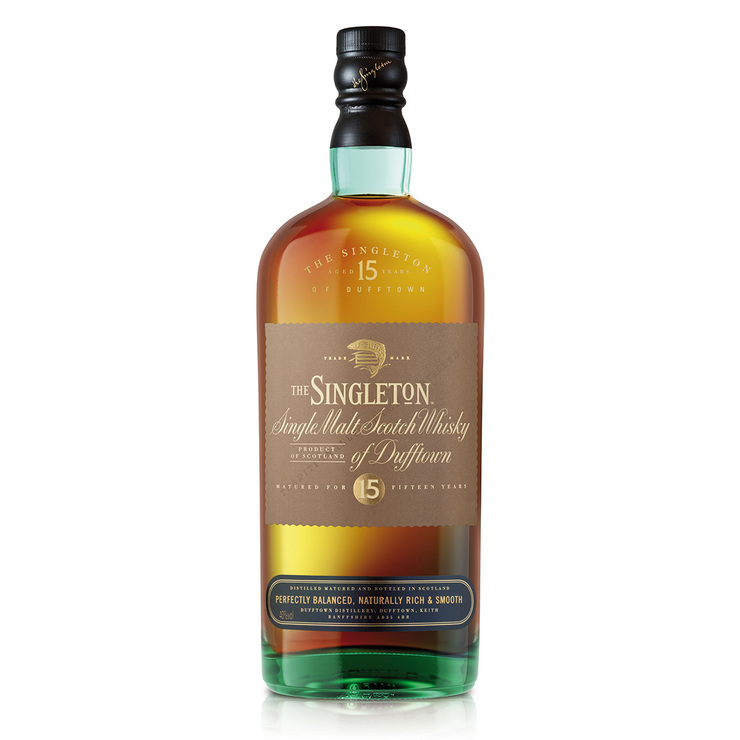 Whisky Singleton 15 Años 700 ml
