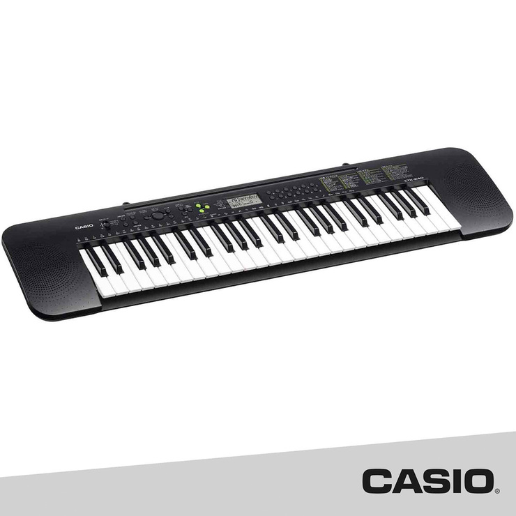 Casio teclado digital CTK-240