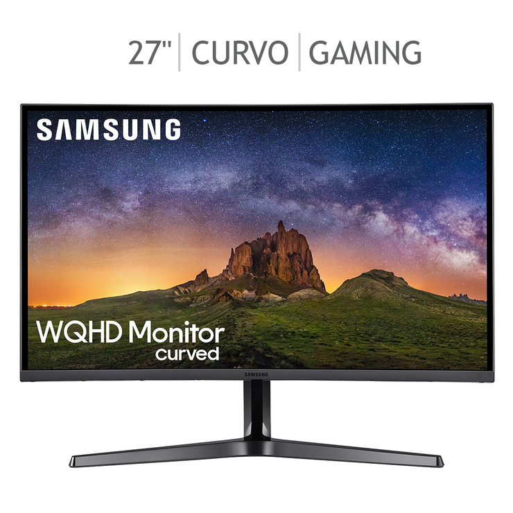 Samsung, Monitor Gaming 27'' Curvo, 144 Hz