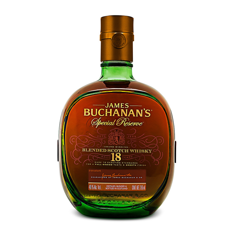 Whisky Buchanan's Special Reserve 18 Años 750 ml