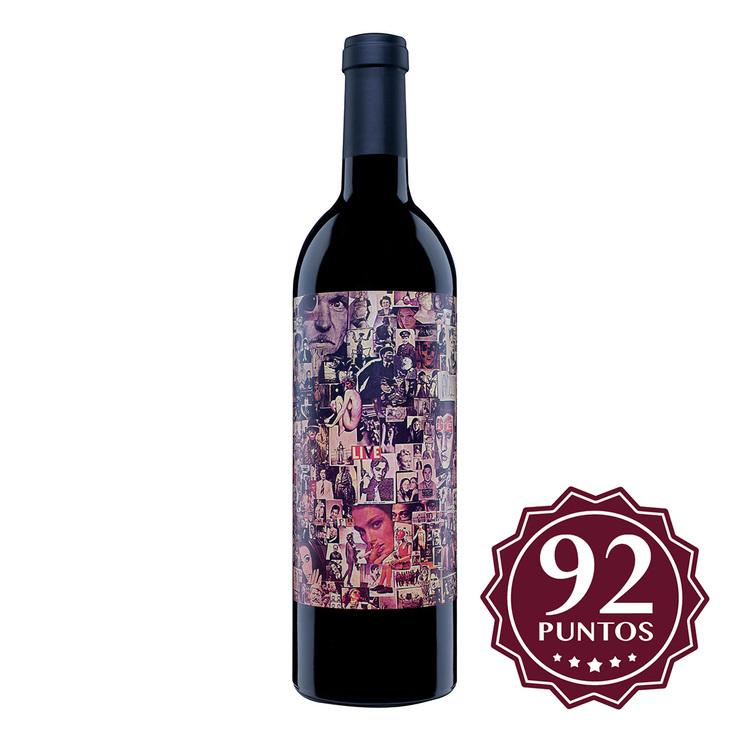 Vino Tinto Abstract 750ml