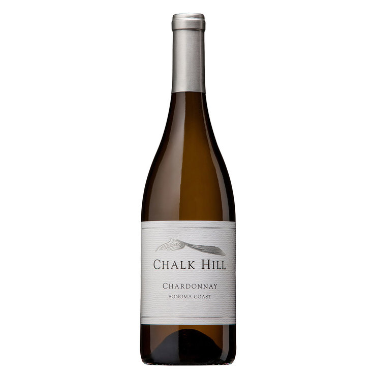 Vino Blanco Chalk Hill Chardonnay 750ml