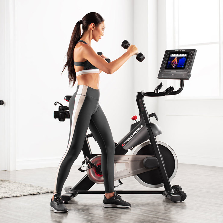 Proform, Bicicleta de Entrenamiento Smart Power 10.0