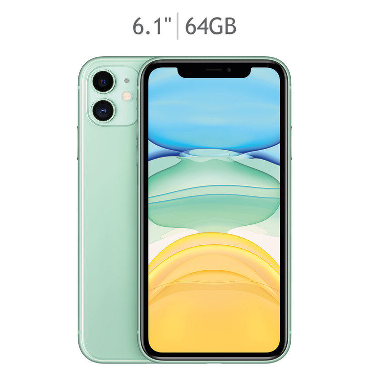 Apple iPhone 11 64GB Verde (Telcel)
