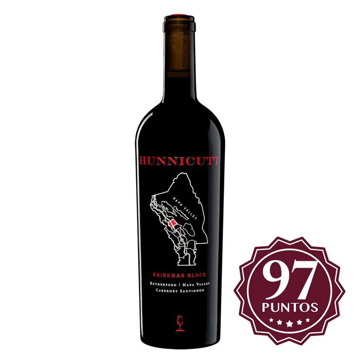 Vino Tinto Hunnicutt Brickman Block Napa Valley 750ml