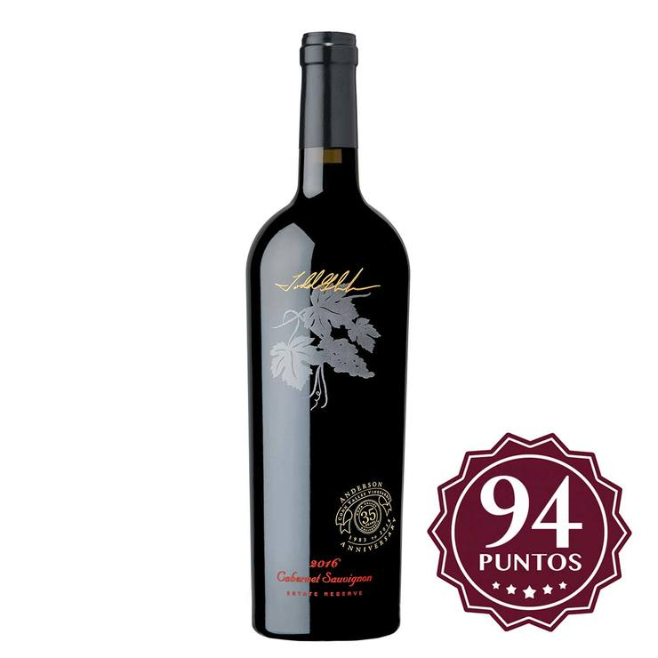 Vino Tinto Anderson Conn Valley Estate Reserve 750ml