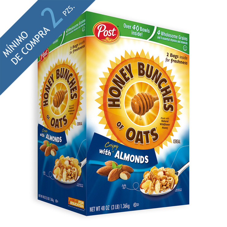 Honey bunches oats 1.36 kg
