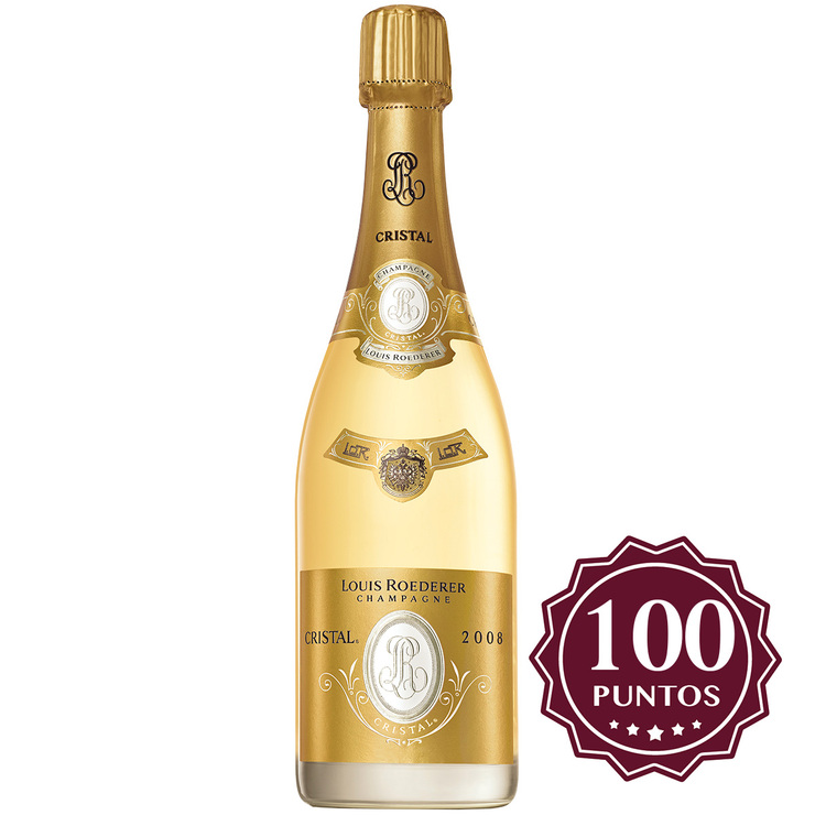 Champagne Louis Roederer Cristal 2008 750ml