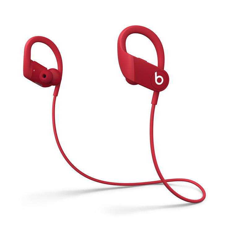 Apple Powerbeats Audífonos Inalámbricos Rojos