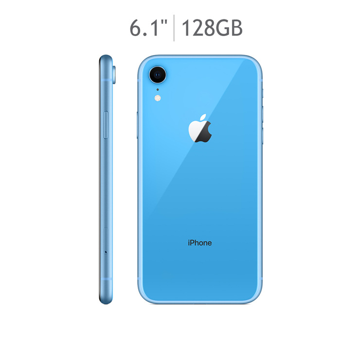 Apple iPhone XR 128GB Azul (Telcel)