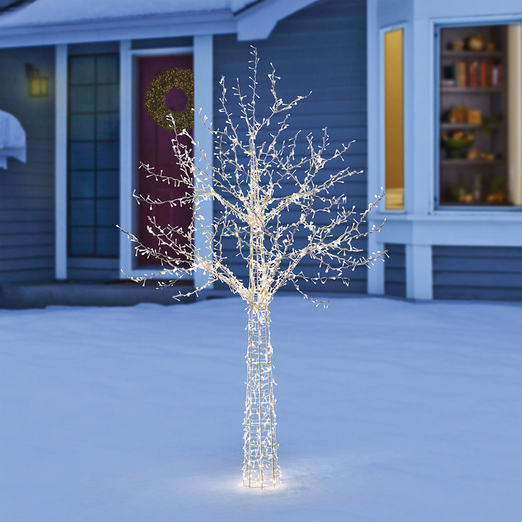 Árbol de Luces LED 2.1 m