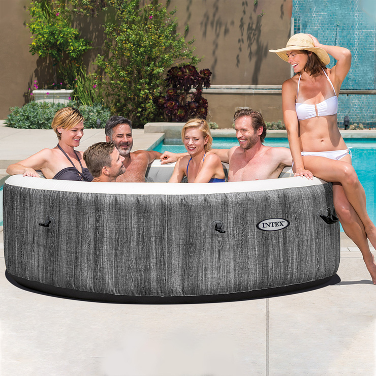 Spa Inflable para 6 personas, Intex